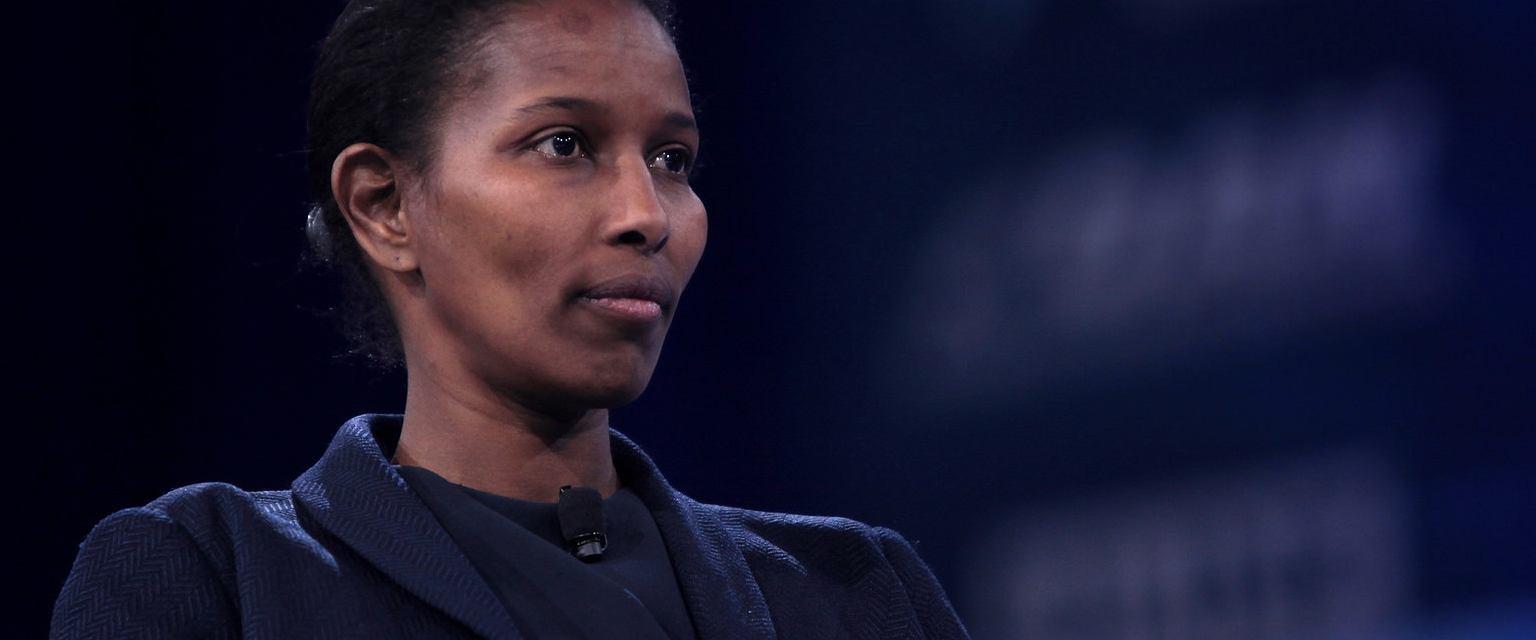 Ayaan Hirsi Ali (fot. Gage Skidmore/Wikimedia Commons/CC BY-SA 3.0)