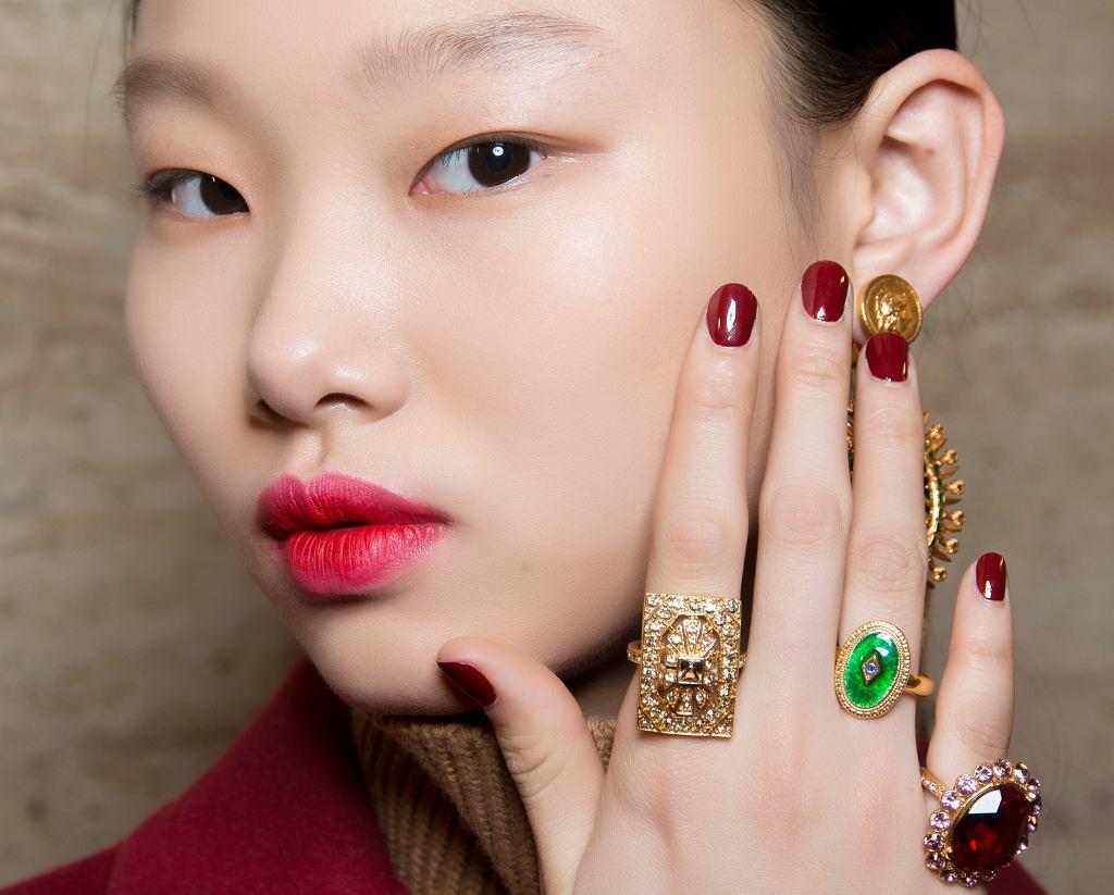 Modne paznokcie jesień