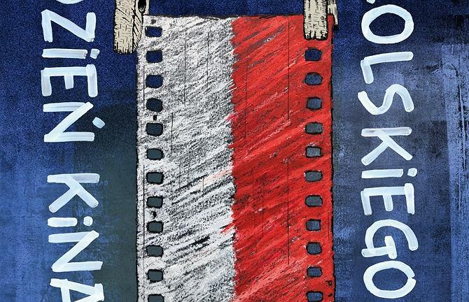 Dzień Kina Polskiego (plakat)