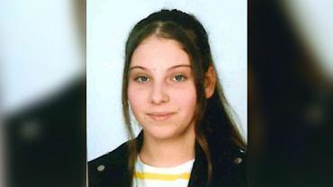 Policjanci prowadzą poszukiwania zaginionej 14-letniej Amelii Niewińskiej
