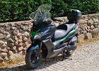 Moto na moto: Kawasaki J125. Taki skuter to połowa samochodu