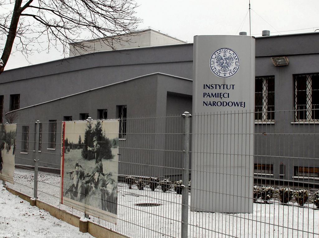 Instytut Pamęci Narodowej w Warszawie