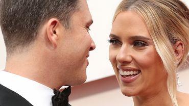 Scarlett Johansson jest w ciąży