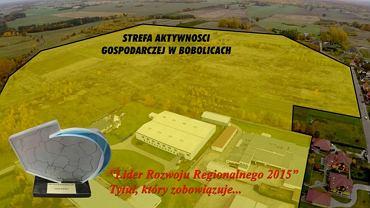 Strefa Aktywności Gospodarczej w Bobolicach