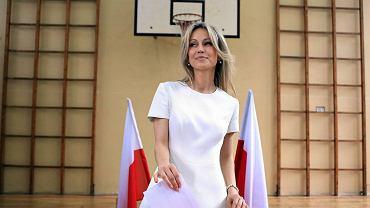 Kandydatka na prezydenta Magdalena Ogórek