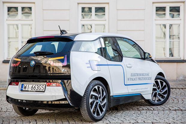 BMW i3 Prezydenta
