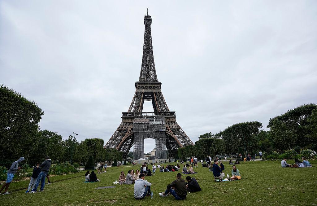 Paryż. Zdjęcie ilustracyjne