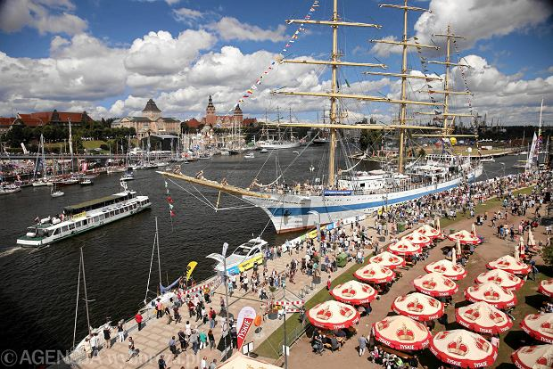 Finały The Tall Ships Races 2017 w Szczecinie