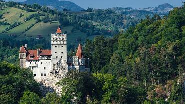Zamek w Branie uważany za siedzibę Drakuli, w rzeczywistości Wlad Palownik nigdy tam niemieszkał