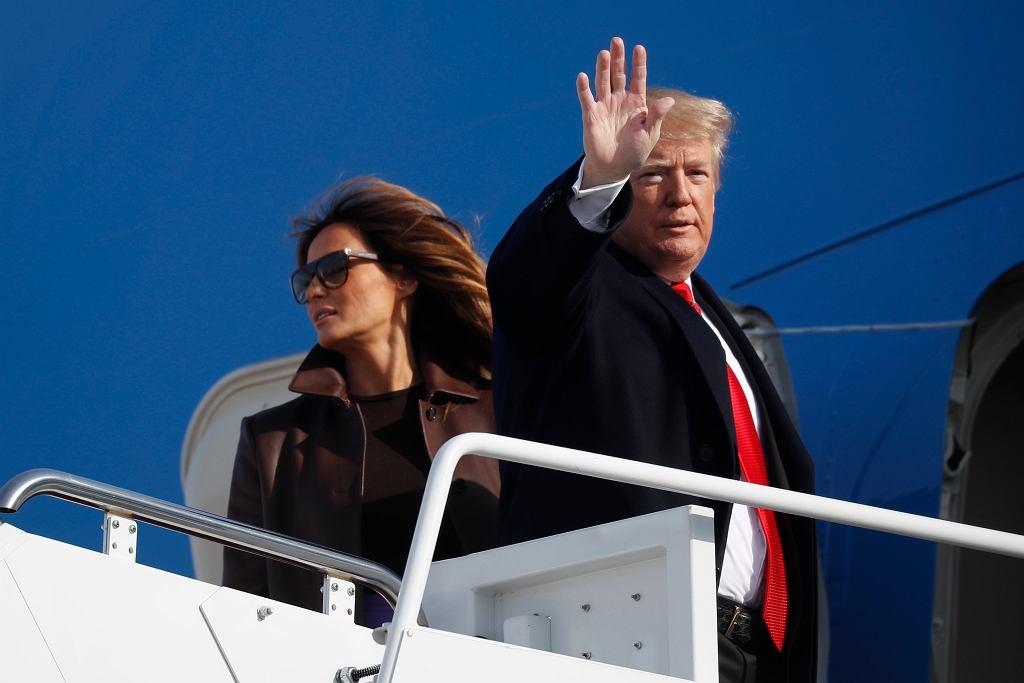 Donald Trump odwołał spotkanie z Władimirem Putinem na G20