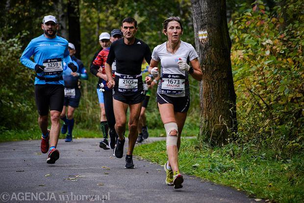 Zdjęcie numer 110 w galerii - Silesia Marathon. Chłód i wiatr niestraszne, rekord pobity! [ZDJĘCIA]