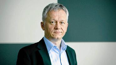 Grzegorz Dzik, prezes grupy Impel
