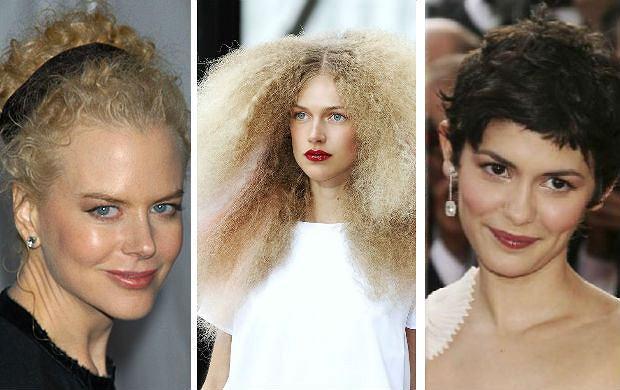 Najlepsze Fryzury Dla Kręconych Włosów Wzoruj Się Na Gwiazdach