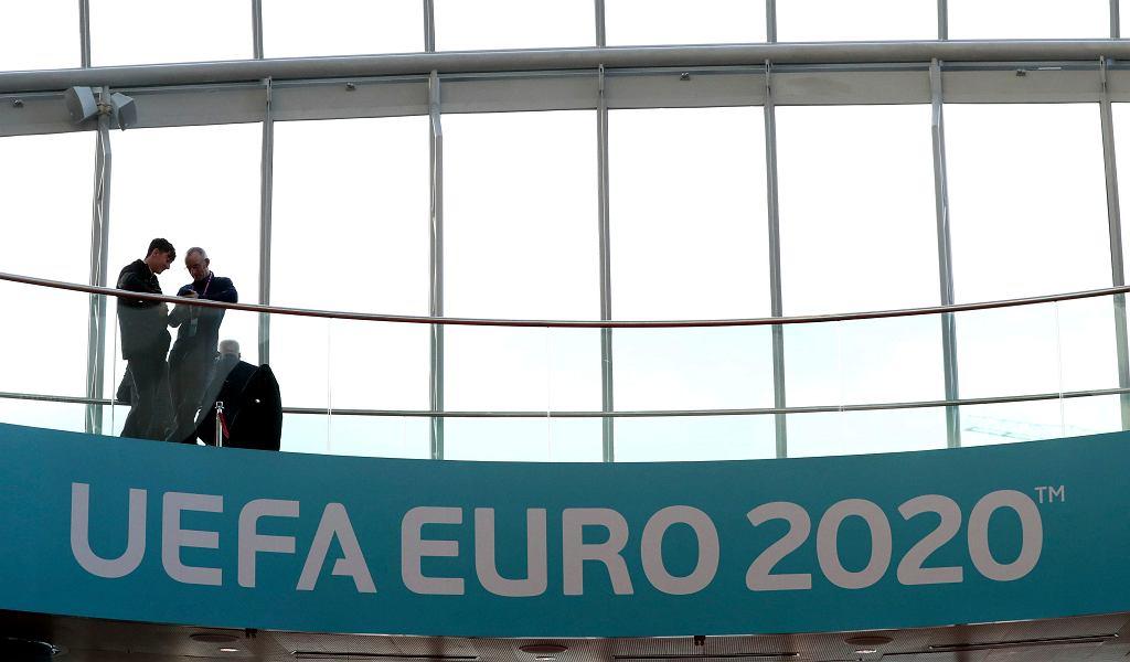 Ireland Soccer EURO 2020 Draw