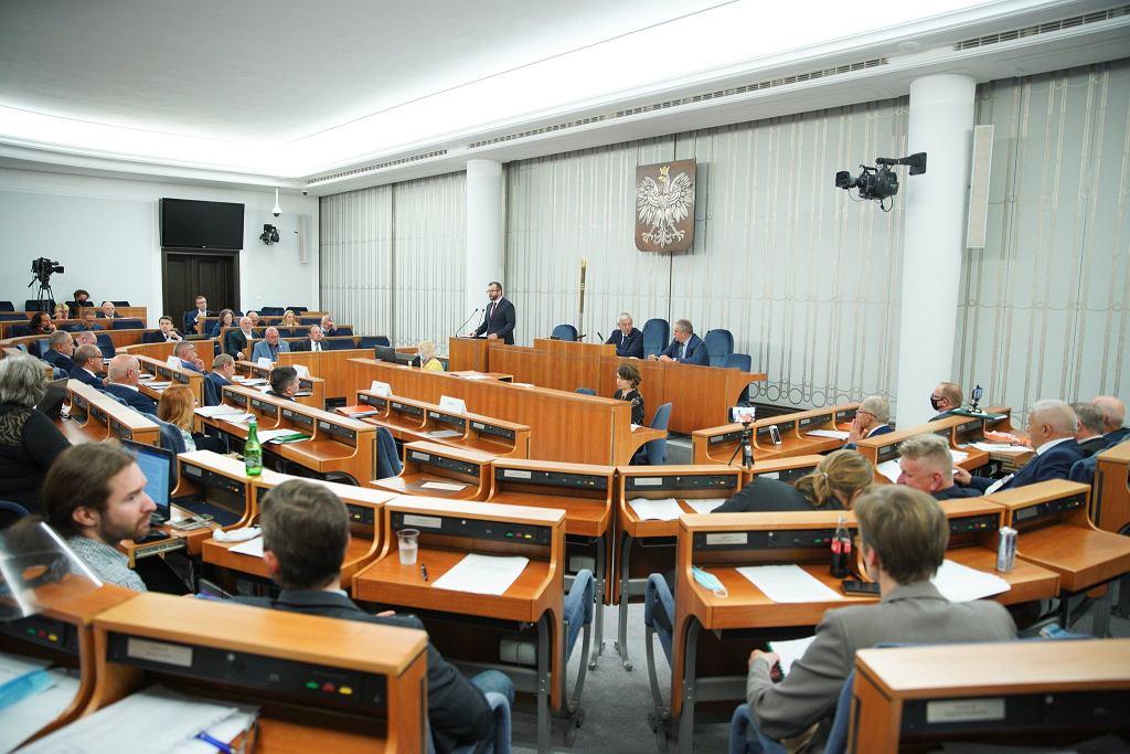 Posiedzenie senackiej komisji rolnictwa