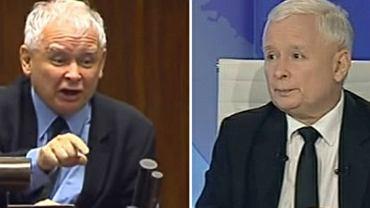 Jarosław Kaczyński w Sejmie i TV Trwam