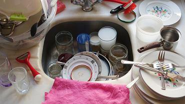 Zlew jest często zaniedbywanym miejscem w kuchni. Po umyciu naczyń po prostu się o nim zapomina.