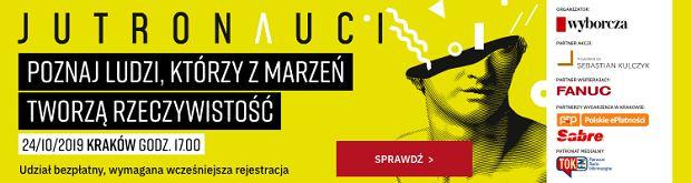 Jutronauci w Krakowie