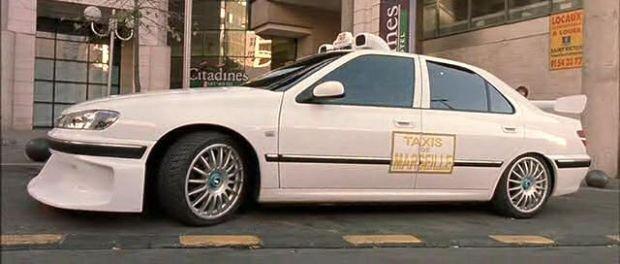 Peugeot 406 z filmu