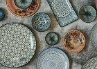 Porcelanowe talerze obiadowe w stylu scandi, włoskim, hygge i rustykalnym