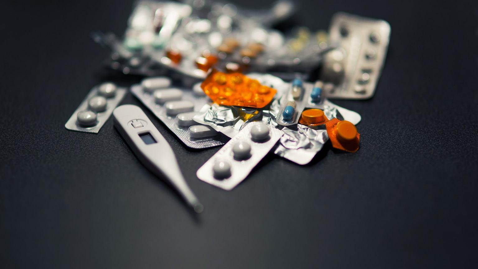 Leki na kaszel różnią się między sobą
