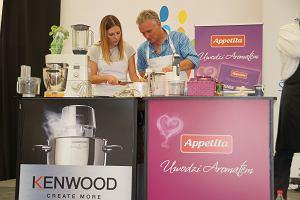 Karuzela Cooltury 2013 - Gwiazdy gotują z markami Appetita i Kenwood