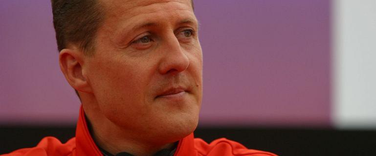 Neurolog: Myślę, że Michael Schumacher jest w stanie wegetatywnym. To dla niego maksimum