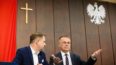 Uroczystość powołania Rady Programowej Instytutu Dziedzictwa Solidarności w historycznej Sali BHP w Gdańsku
