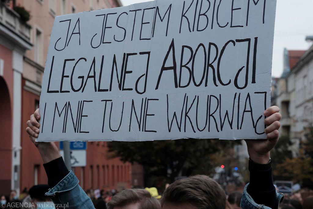 Poznaniacy w obronie praw kobiet