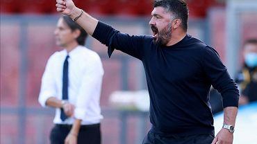 Napoli zostanie bez trenera? Gennaro Gattuso nie dogadał się z klubem