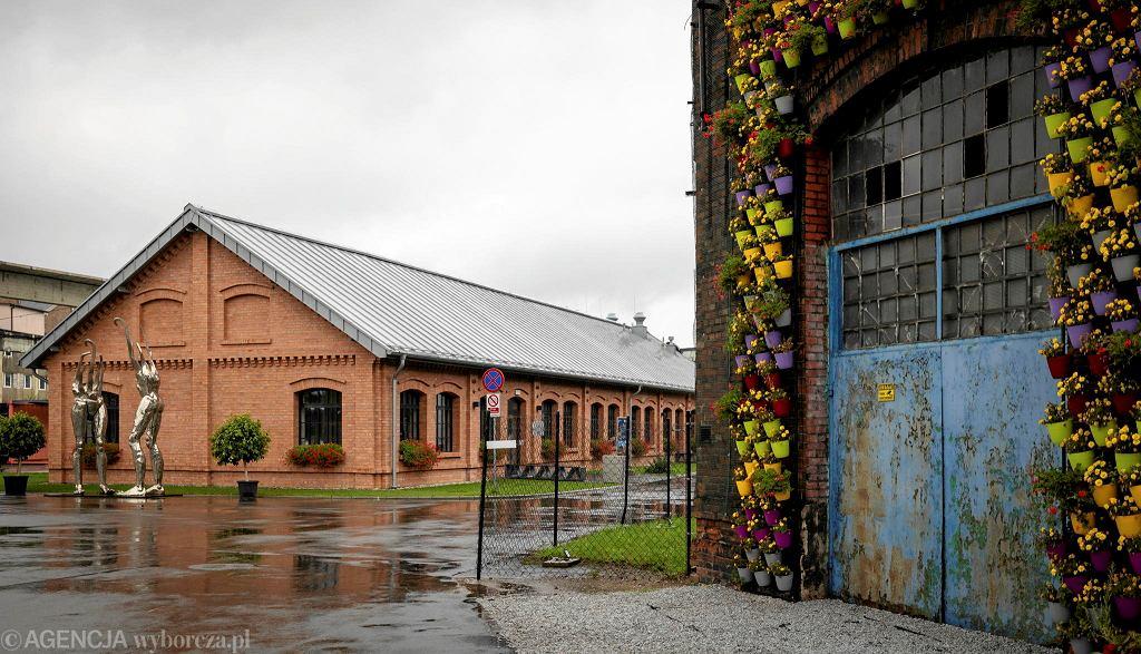 Fabryki Pełnej Życia w Dąbrowie Górniczej, gdzie odbędzie się Miastolab - festiwal miejskich innowacji