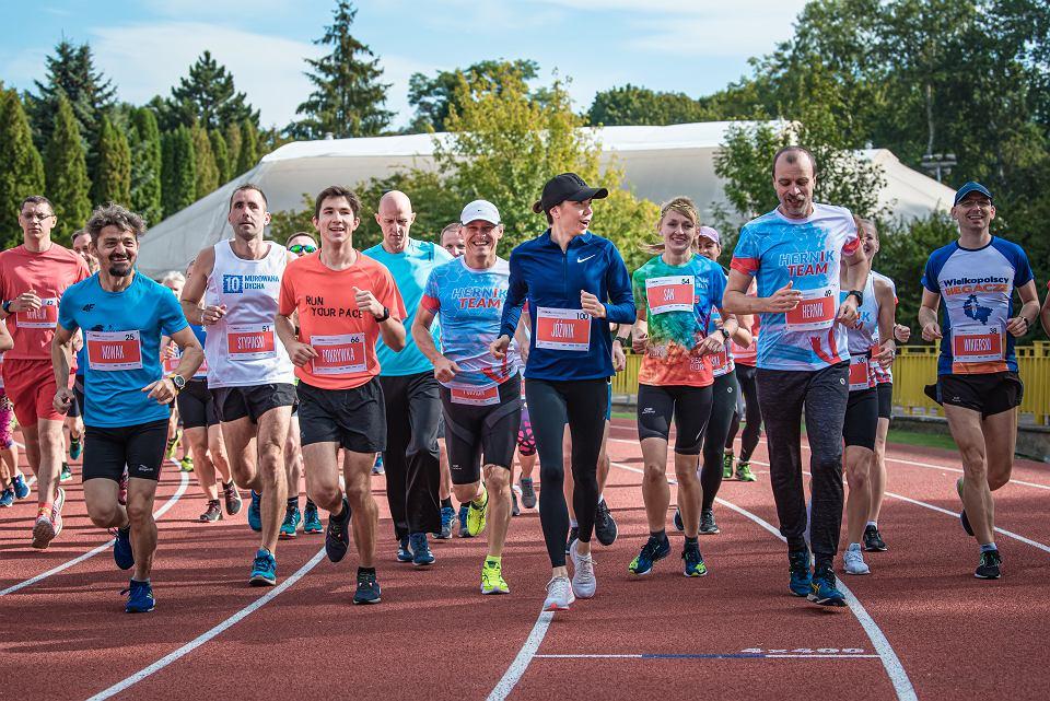 26 września na stadionie POSiR Golęcin w Poznaniu odbędzie się 1MILA - mityng lekki i atletyczny