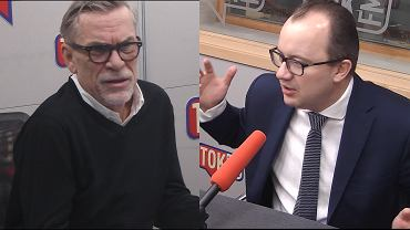 Jacek Żakowski i Adam Bodnar w TOK FM