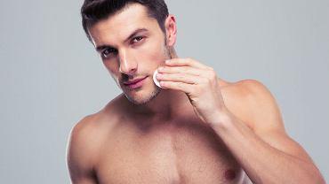 męskie kosmetyki