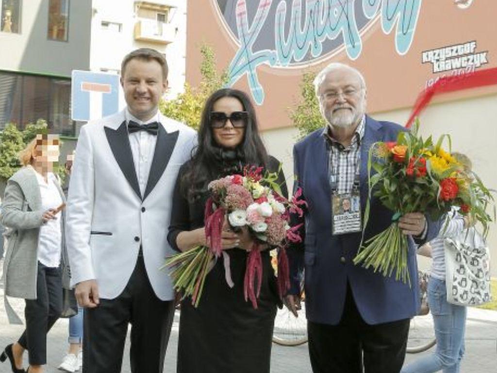 Arkadiusz Wiśniewski, Andrzej Kosmala, Ewa Krawczyk