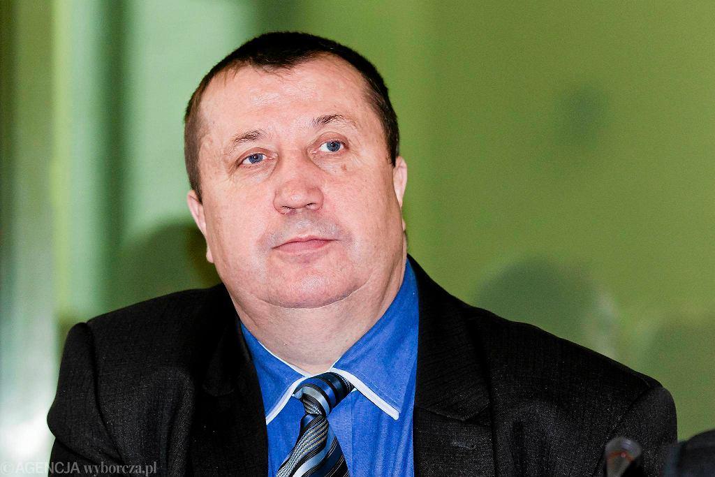Radny Mikołaj Janowski