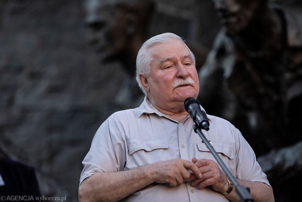 Lech Wałęsa odpowiedział Andrzejowi Zybertowiczowi