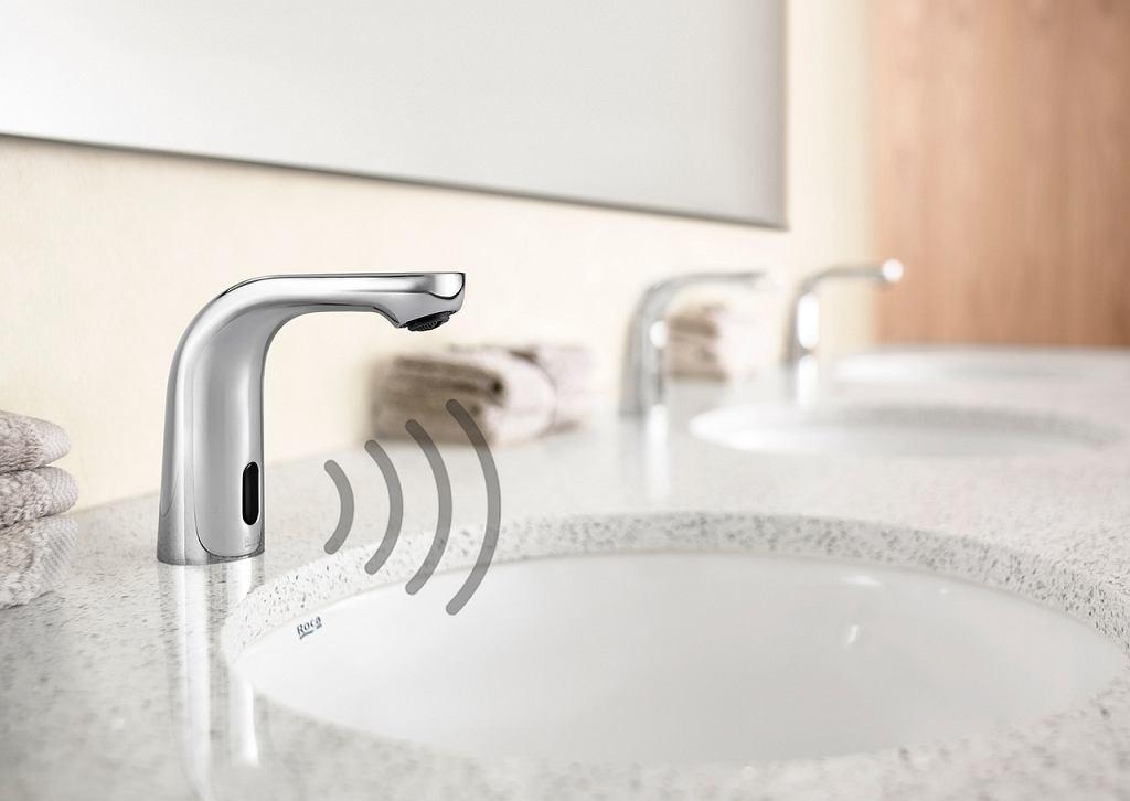 Bezdotykowe urządzenia wkraczają do domowych łazienek