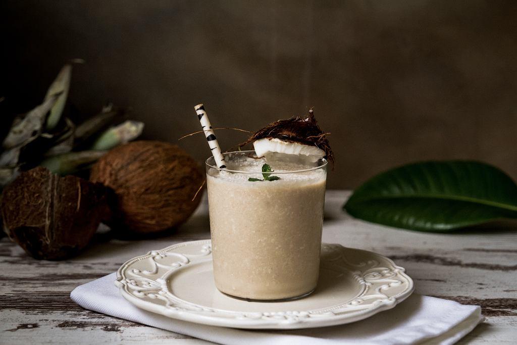 Trzy napoje na bazie wody kokosowej, które sprzyjają odchudzaniu