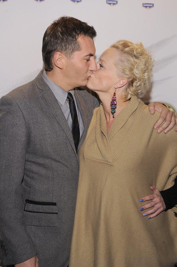 Marta Turska z mężem Mariuszem