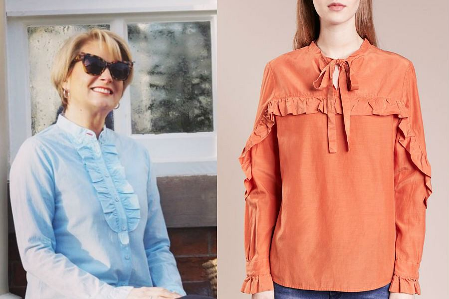 280fec68dbcc05 Bluzki koszulowe - fasony, w których olśnisz bez względu na wiek