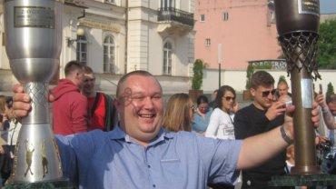 Przemysław Saczywko - prezes ROSA Radom
