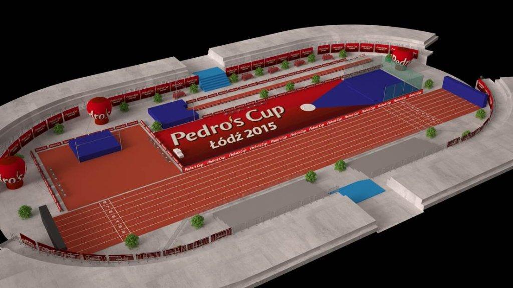 Pedro's Cup 2015 w Atlas Arenie