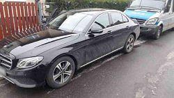 Czterech mężczyzn ukradło w Niemczech dwa luksusowe mercedesy. Zatrzymała ich poznańska policja