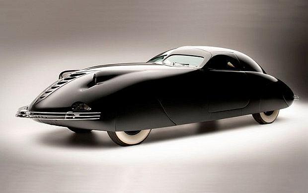W 1938 roku zbudowano prototyp, którego koszt wyniósł 24.000 dolarów