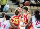 Koszykówka kobiet: Ważna wygrana Ślęzy Wrocław