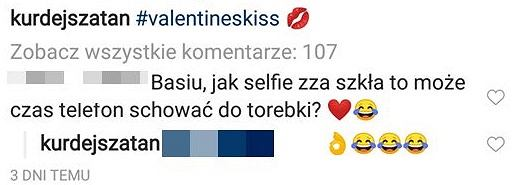 Instagram Kurdej-Szatan