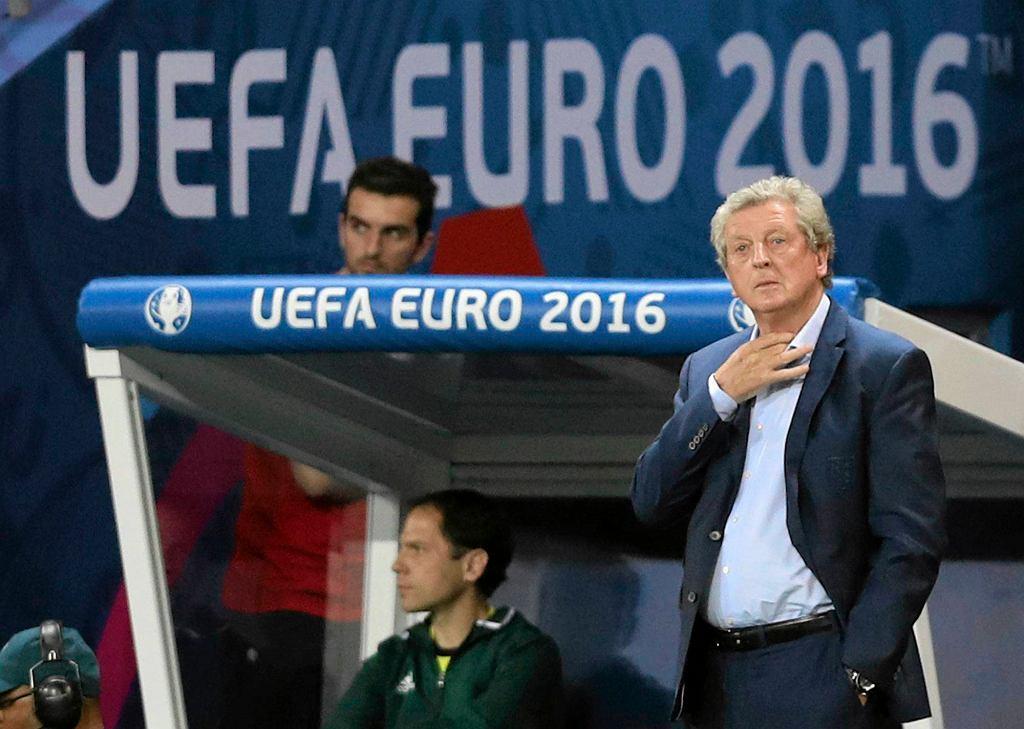 Roy Hodgson na Euro 2016