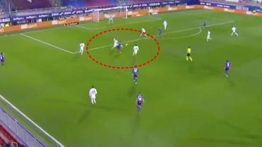 Kike Garcia strzelił pięknego gola z Realem