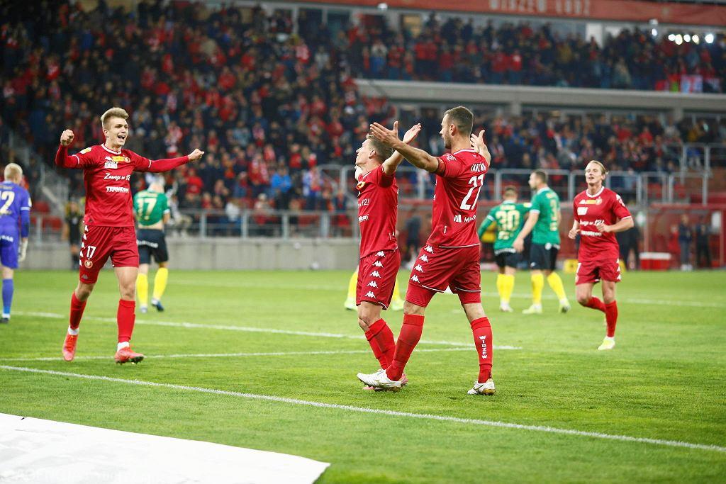 Fortuna 1. Liga. Widzew Łódź - GKS Jastrzębie 3:1